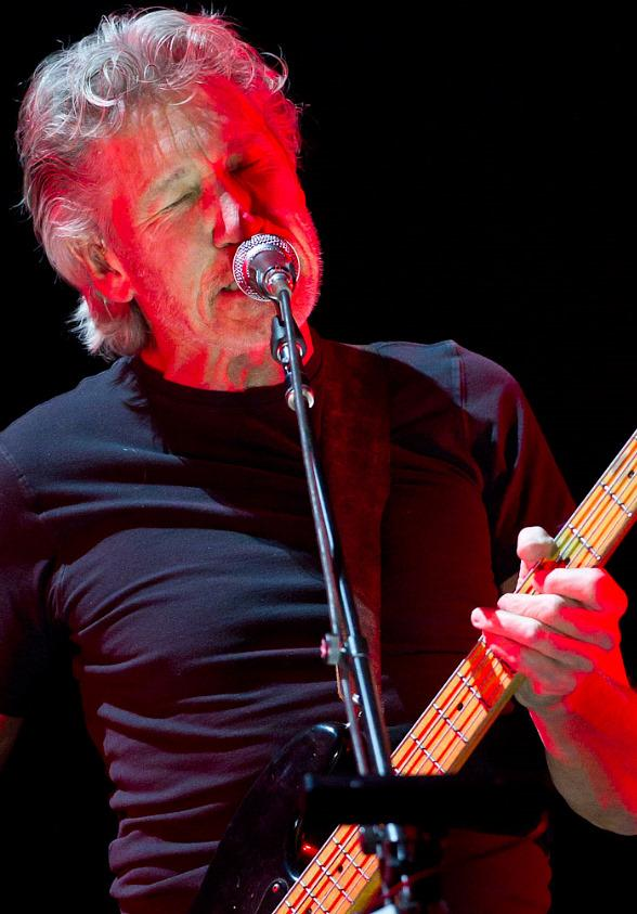 Roger Waters performs Pink Floyd