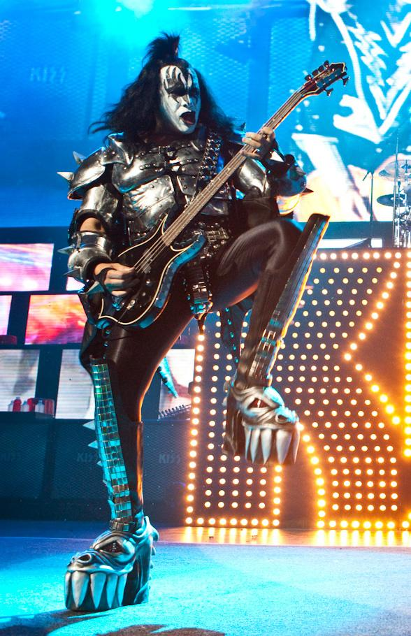 KISS at The Pearl at The Palms