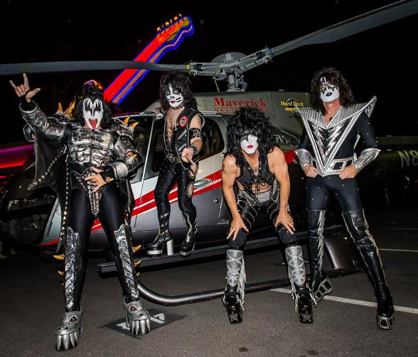 KISS Launches