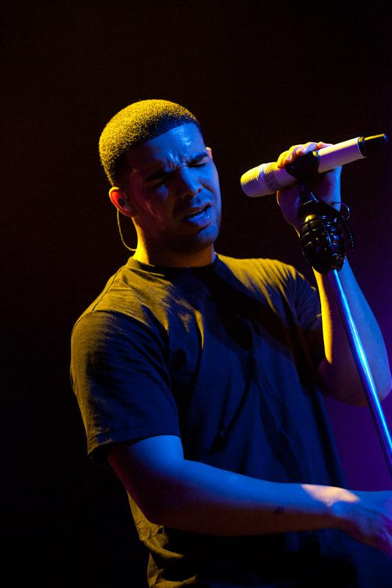Drake performs at The Joint in Hard Rock Hotel Las Vegas
