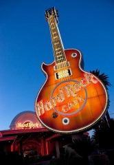Hard Rock Cafe Las Vegas Offers Football Fans Big Game Packages and Drink Specials for the Perfect Viewing Experience Feb. 1