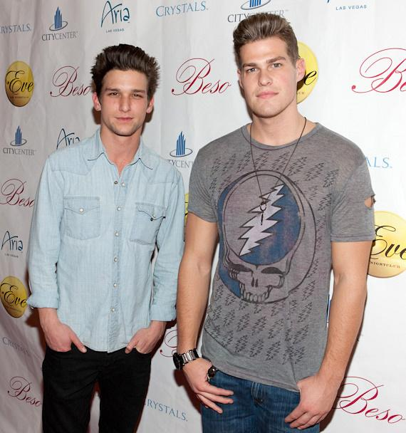 Daren Kagasoff and Greg Finley