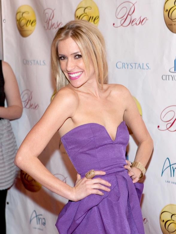 Kristin Cavallari at EVE Nightclub