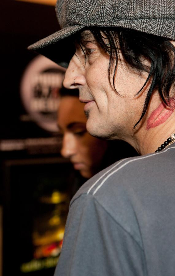 Tommy Lee at CES