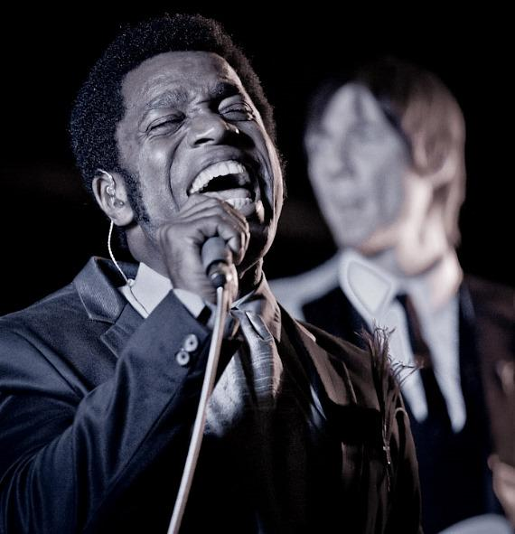 Vintage Trouble performs at The Lounge at Hard Rock Hotel & Casino