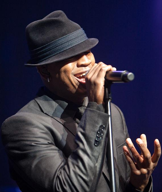 Ne-Yo performs at The Pearl Concert Theater