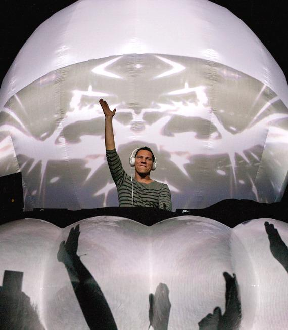 Tiesto In Concert premieres at The Joint at Hard Rock Hotel