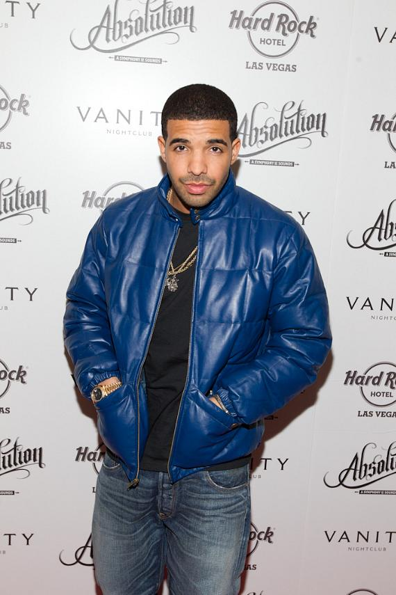 Drake hosts official concert after-party at Vanity Nightclub
