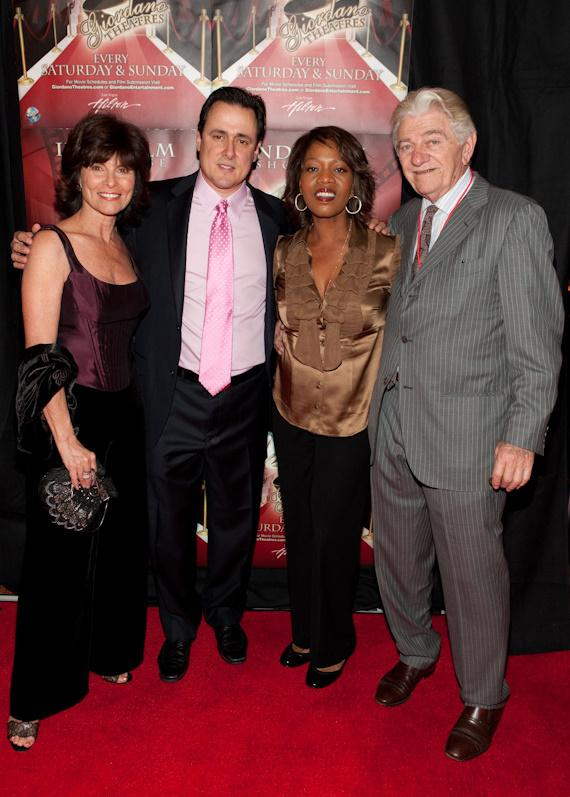 Adrienne Barbeau, Angelo Giordano, Alfre Woodard and Seymour Cassel