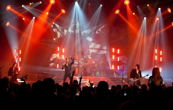 Buckcherry performs at The Joint in Hard Rock Hotel Las Vegas