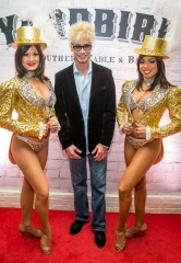 Murray SawChuck, Melody Sweets, Questlove, Human Nature, Pia Zadora, Rock of Ages and more Celebrate the Opening of Yardbird Southern Table & Bar in Venetian Las Vegas