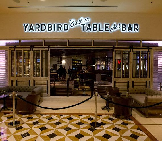 Yardbird Southern Table & Bar at The Venetian Las Vega