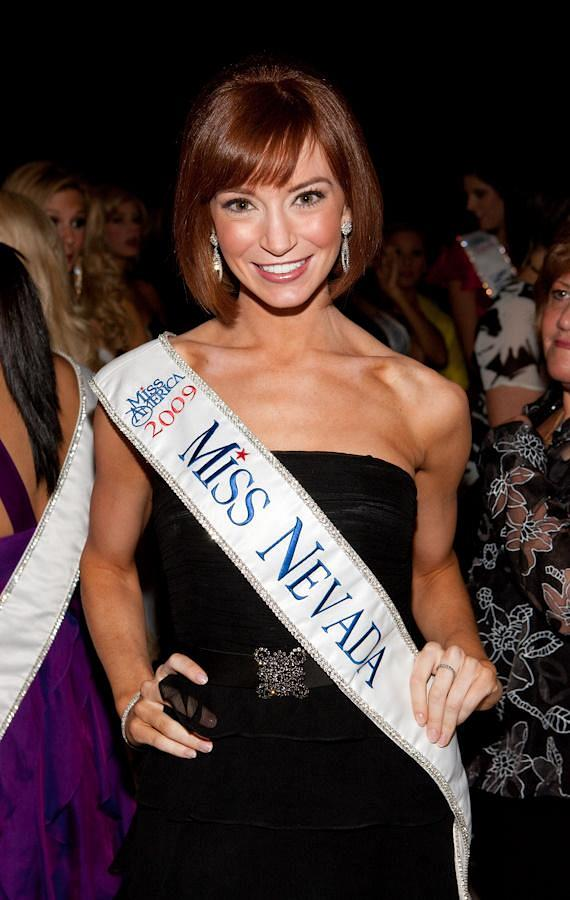 Miss Nevada 2010 Christina Keegan