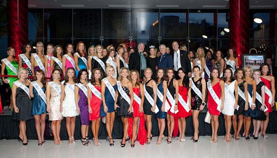 Miss America 2010 contestants