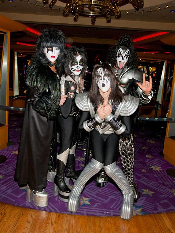 KISS OFF winning band - Mr. Speed from Cleveland, Ohio