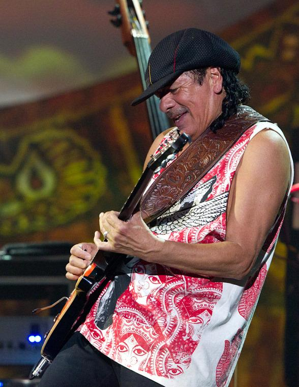 Carlos Santana returns to The Joint at Hard Rock Hotel