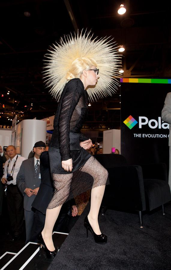 Lady Gaga Named Creative Director for Specialty Line of Polaroid Imaging Products