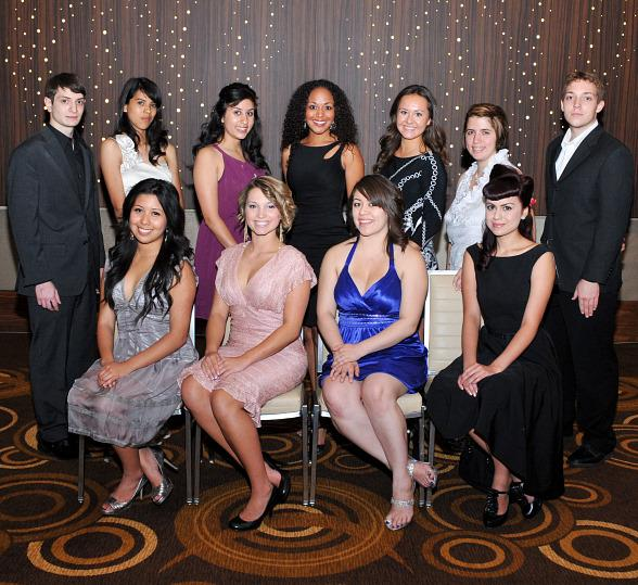 Epicurean Charitable Foundation Las Vegas Honors 2011 Scholarship Recipients