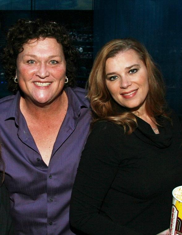 Dot Jones and Bridgett Casteen at The Beatles LOVE at The Mirage