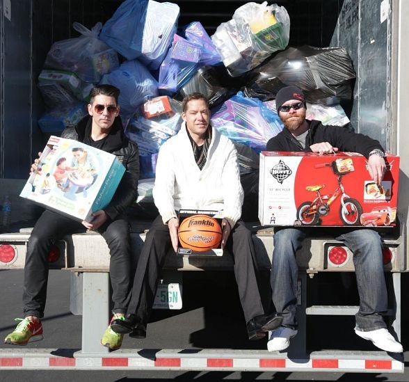 XS and Tryst Donate $190,000 in Toys to Local Children for the Holidays