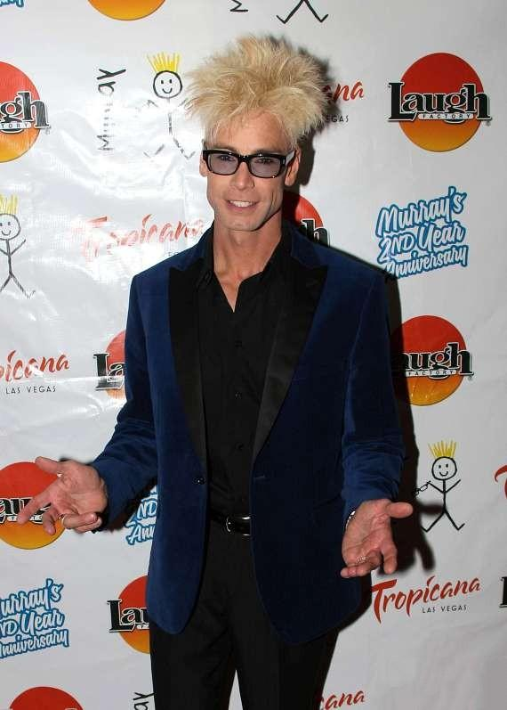 Celebrity Magician Murray SawChuck celebrates his 2nd anniversary at The Laugh Factory inside Tropicana Las Vegas