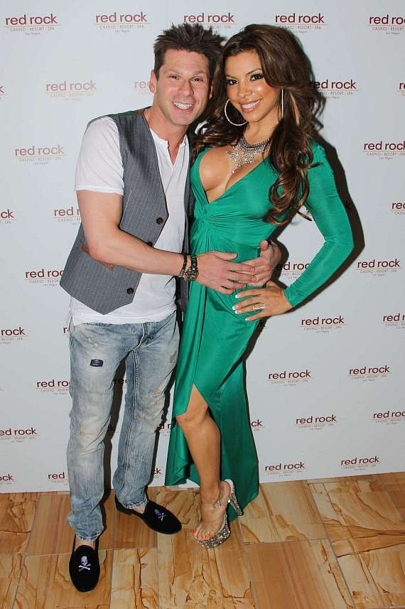 Mike Hammer and Nieve Malandra