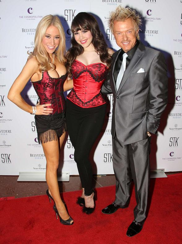 "STK Las Vegas Celebrates 3-Year Anniversary with ""Vintage Vegas Affair"" Hosted by Claire Sinclair"