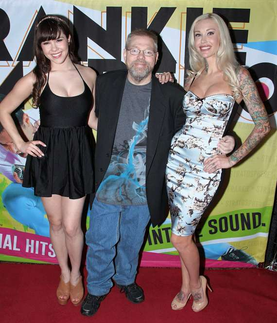 Claire Sinclair, Jerry Jones and Sabina Kelley