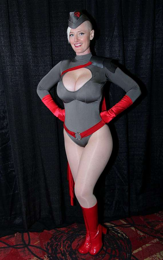 Fan Costumes at The Second Annual Amazing Las Vegas Comic Convention