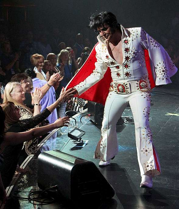 The Las Vegas Elvis Fest Features Top Elvis Tribute Artists