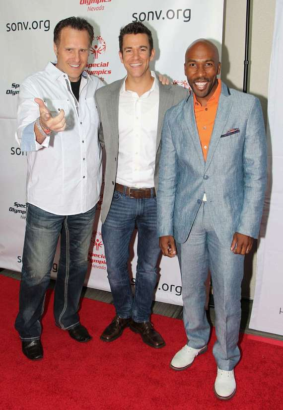 Gerry McCambridge, Jeff Civillico and Eric Jordan Young
