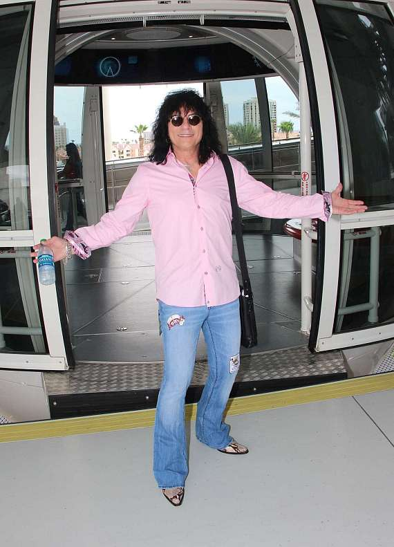 Paul Shortino at The High Roller