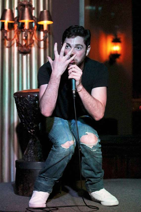 Steven Briggs performs at House of Blues Foundation Room