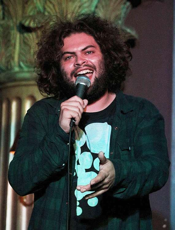 Dustin Ybarra performs at House of Blues Foundation Room