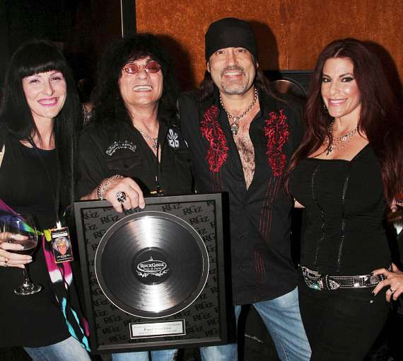 Carmen & Paul Shortino with Danny & Korie Koker