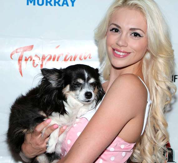 Chloe Louise Crawford at 'Beggin for Magic II' at Tropicana Laugh Factory