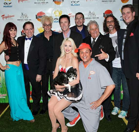 Lisa Marie Smith,  Fielding West, Murray SawChuck, Lance Burton, Geechy Guy, Lenny Windsor, James D'Arrigo, Mark Bennick, Chloe Louise Crawford and Douglas 'Lefty' Leferovich