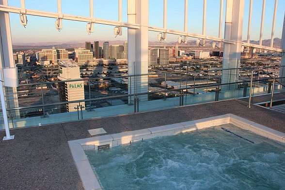 $38 Million Penthouse at Palms Place in Las Vegas