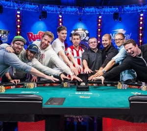 World Series of Poker Main Event Finale Nov. 10-11: Winner Gets $10 million; Final Nine Players Competing for $28 million+