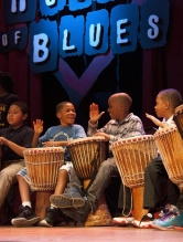International House of Blues Foundation Grant Strengthens Music Programs at Las Vegas' William E. Orr Middle School