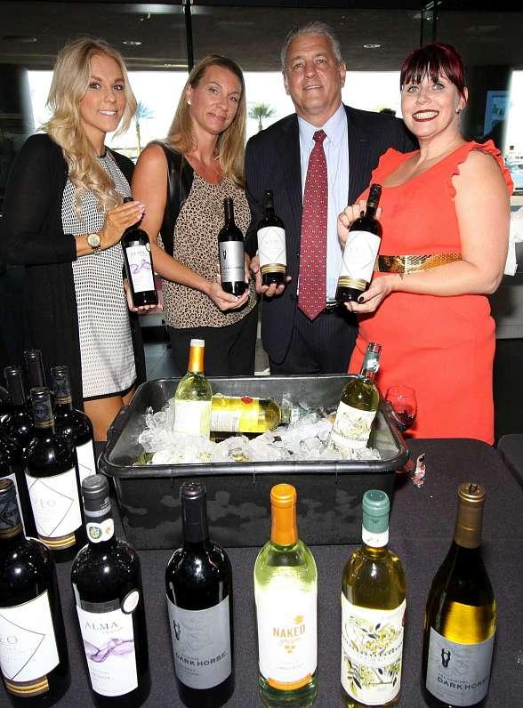 """18th Annual Wine & Food Tasting Extravaganza"" to Benefit Pediatric and Families in Need Programs at Nathan Adelson Hospice"