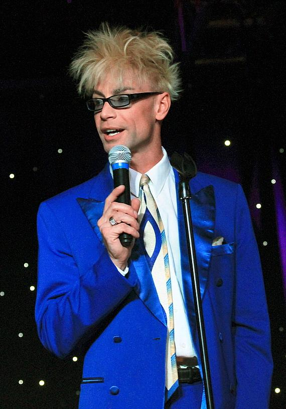 """Murray Sawchuck, star of """"MURRAY 'Celebrity Magician'"""" at Planet Hollywood in Las Vegas"""