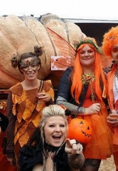 """Las Vegas' First-Ever """"Great Pumpkin Roadshow"""" to Benefit Shriners Hospitals for Children Open"""