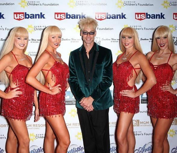 Murray SawChuck, FANTASY, Crazy Girls, Mrs. Nevada and more at Sunrise Children's Foundation