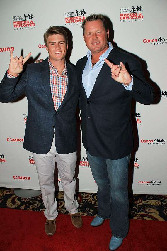 Ryan Capel and Roger Clemens