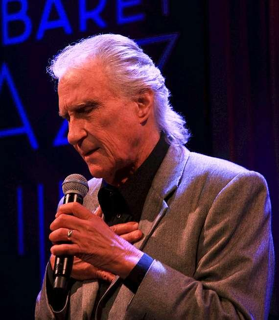 Bill Medley of The Righteous Brothers at Composers Showcase at Cabaret Jazz