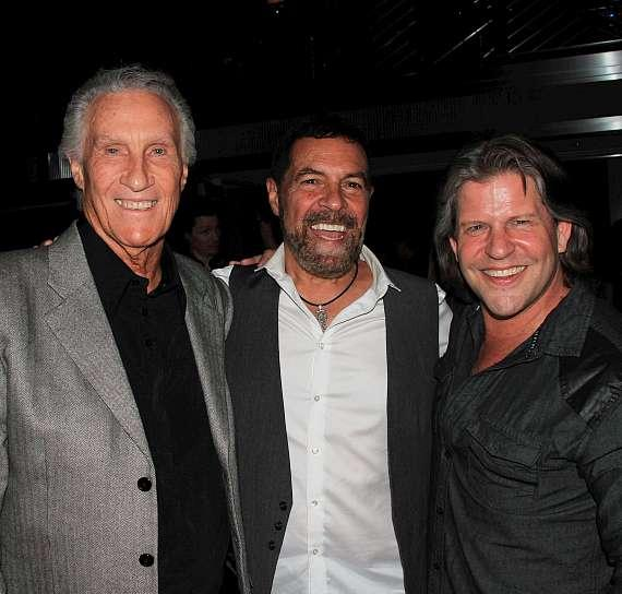 Clint Holmes with The Righteous Brothers at Composers Showcase
