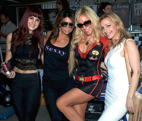Lisa Marie Smith, SEXXY Dancer, Lydia Ansel and {..........}