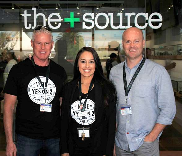 The+Source Medical Marijuana Dispensary Hosts Grand Opening Ceremony in Henderson