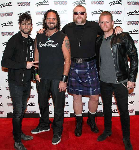 "Las Vegas Headliners Human Nature, Chippendales, Melody Sweets, The Tenors of Rock, Anthony Cools, Jennifer Romas, Sexxy, Ricardo Laguna and More Attend the Las Vegas Debut of ""WOW – World Of Wonder"" at the Rio All-Suite Hotel & Casino"